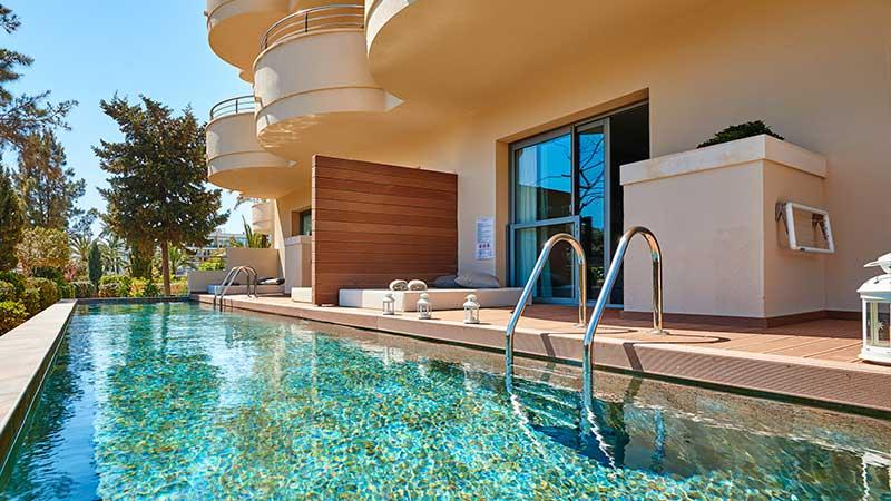 Chambre Doble Swim-Up - Protur Biomar Gran Hotel & Spa